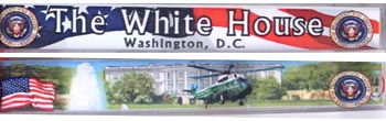 Wash DC - White House/helicopter