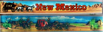 New Mexico, stagecoach