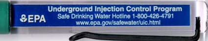 EPA Underground -  backside panel