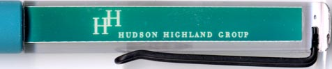 Hudson Highland Group - backside panel