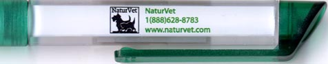 NaturVet, ArthriSoothe Gold - backside panel