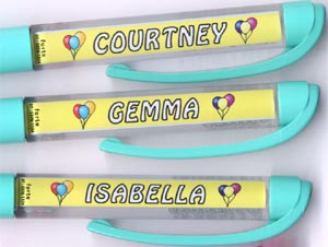 Balloons (Courtney/Gemma/Isabella) - backside panel