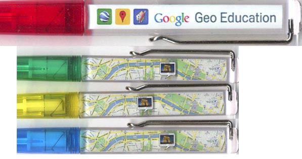 Google Geo Education