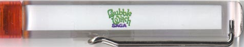 Bubble Witch Saga - backside panel