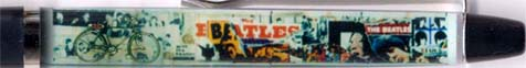 The Beatles Anthology DVD - window side