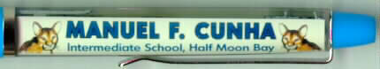 Cunha Int. School - text side