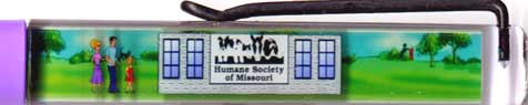 Humane Society of Missouri - window side
