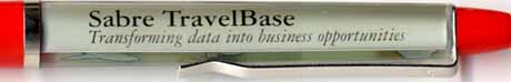 Sabre TravelBase -  backside panel