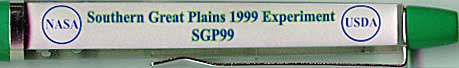 Southern Great Plains -  backside panel